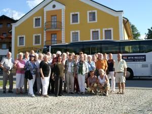 Groepsbus-excursiereizen