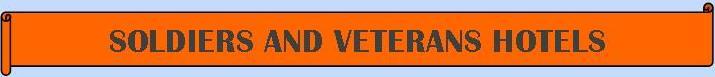 Soldiers and Veterans Hotels - Veteranenhotels - Logo