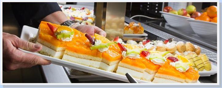 De Bonte Wever BTR Reizen - Dessertbuffet