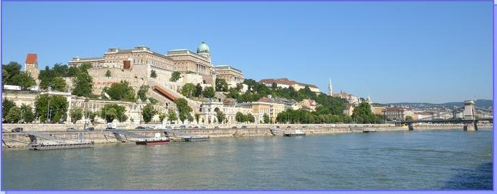 Donaucruise Zwarte Zee - BTR Reizen