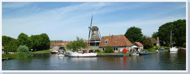 Groepsreizen - Friesland