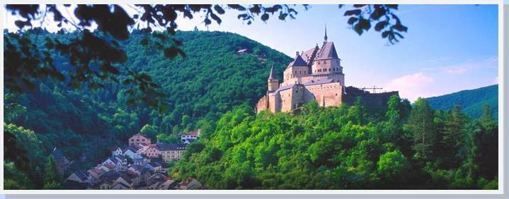 Groepsreizen - Luxemburg - Vianden