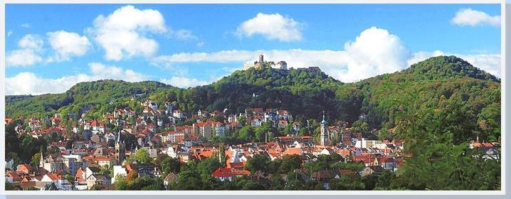 Groepsreizen - Thüringen - Thüringerwald