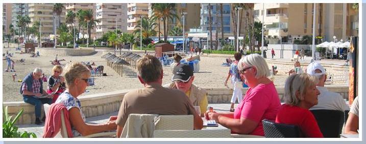 Groepsvliegreis Senioren vliegvakantie