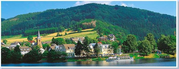Hotel Seemöwe - Einruhr