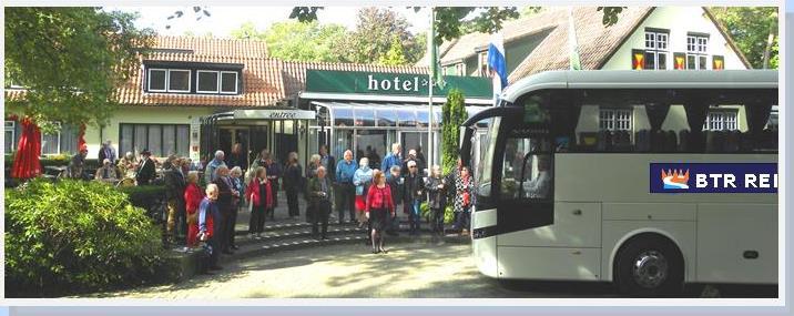 Groepsbusreis Veluwe