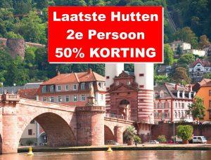 Last Minute Cruise, over de Rijn, Moezel en Neckar naar Heidelberg met de Lale Andersen ****